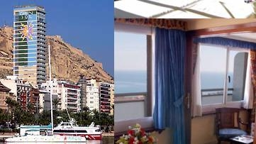 Tryp Alicante Gran Sol Hotel photo collage