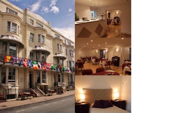 Savoy Court Hotel photo collage