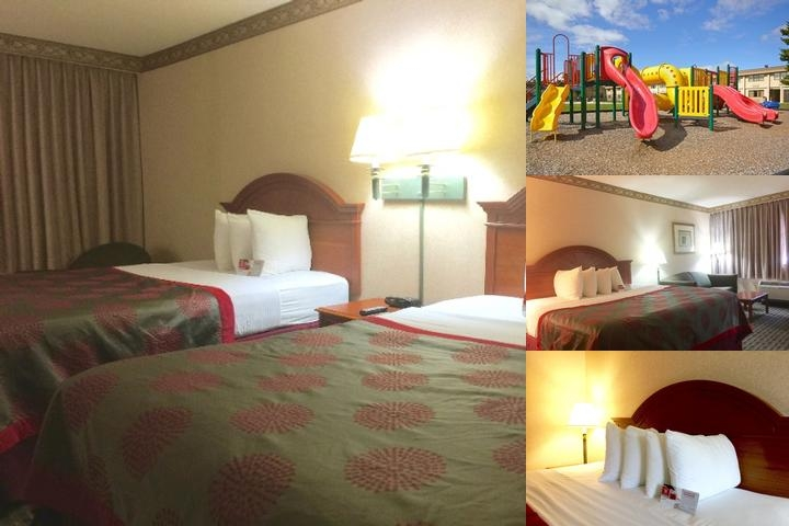 Ramada Levittown photo collage