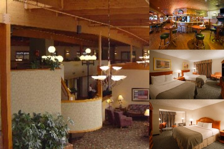 Homeridge Inn & Suites photo collage