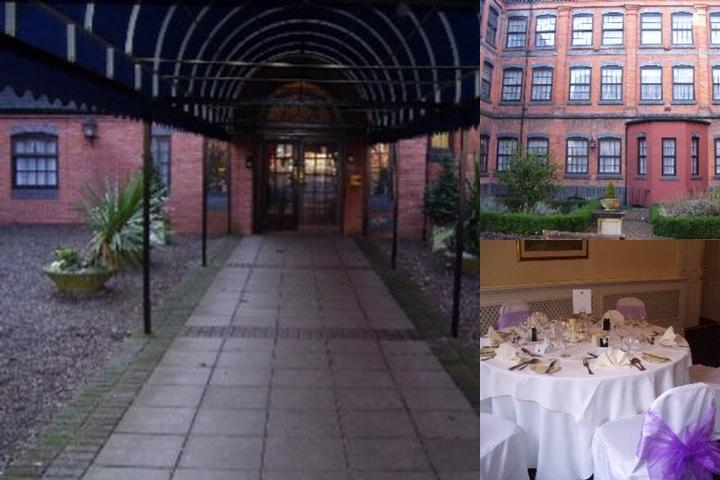 Fownes Hotel photo collage