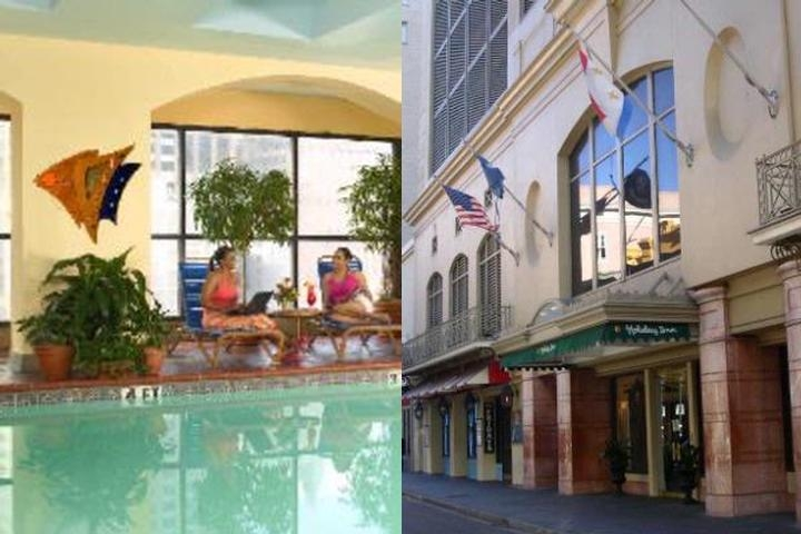 Holiday Inn New Orleans French Quarter photo collage