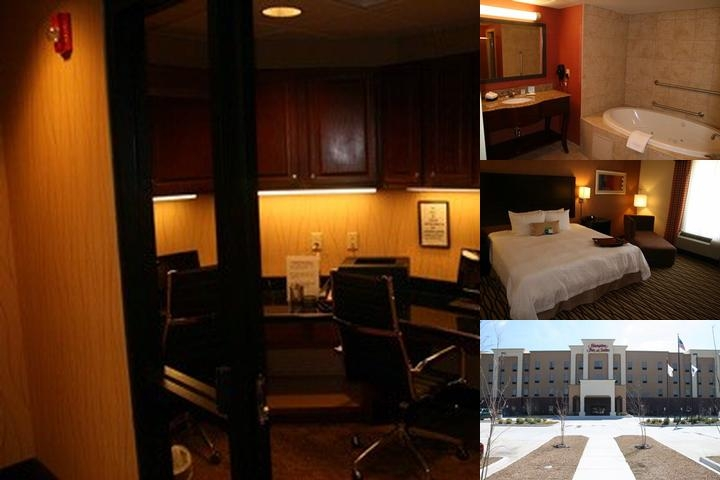 Hampton Inn & Suites Morgan City photo collage