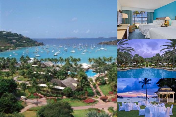 The Westin St. John Resort & Villas photo collage