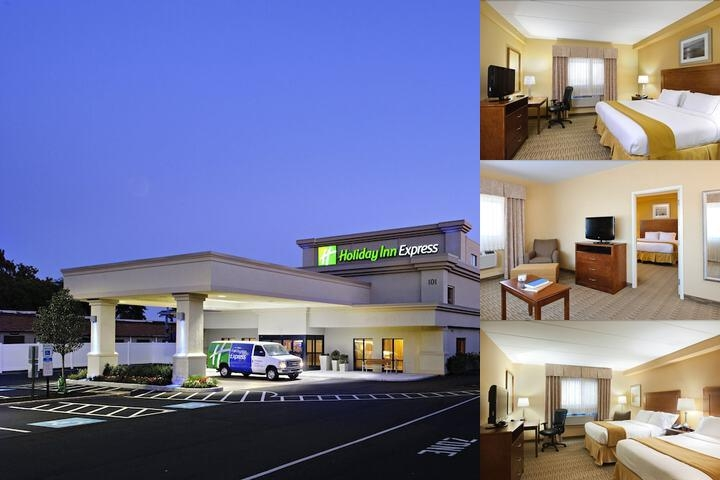 Holiday Inn Express Philadelphia Airport photo collage