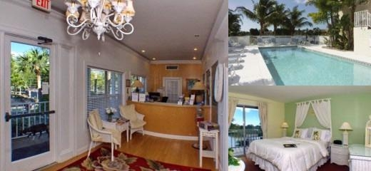 Marco Island Lakeside Inn photo collage