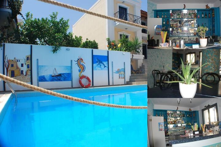 Renia Hotel Apartments photo collage