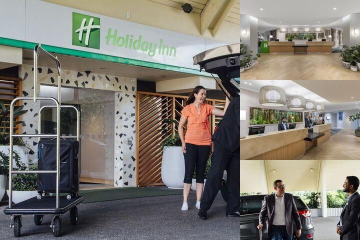 Holiday Inn Auckland Airport photo collage