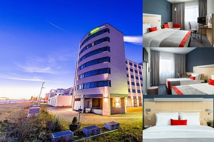 Holiday Inn Express München Messe photo collage