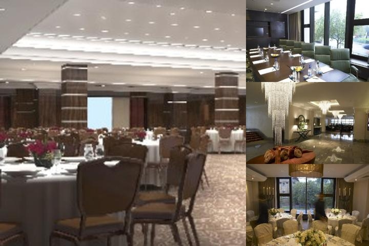 Intercontinental London Park Lane photo collage