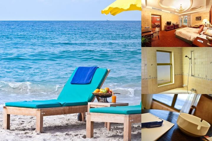 Royal Beach Resort & Spa photo collage
