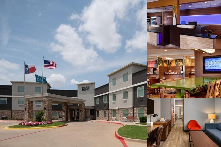 Holiday Inn Express Houston Hobby Airport photo collage