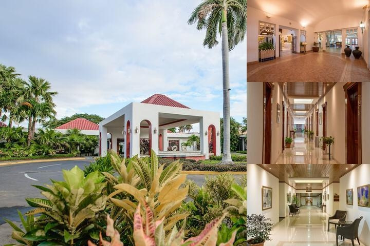 Hotel Camino Real Managua photo collage
