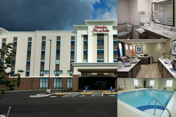 Ramada Syracuse photo collage