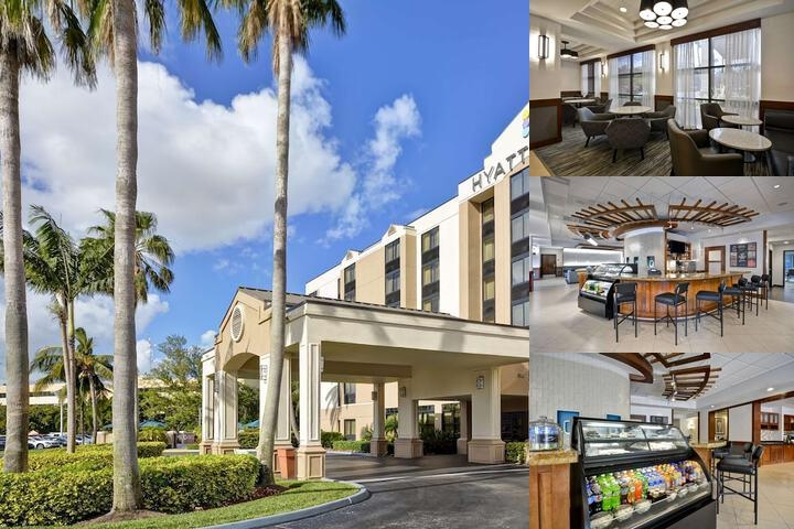 Hyatt Place Miami Airport West photo collage