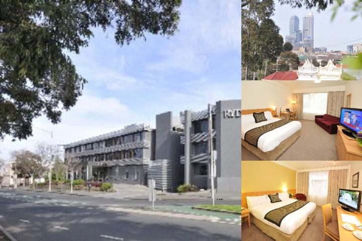 Rydges North Melbourne photo collage