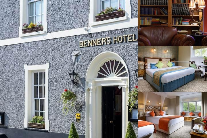 Dingle Benners Hotel (A Manor House Hotel) photo collage