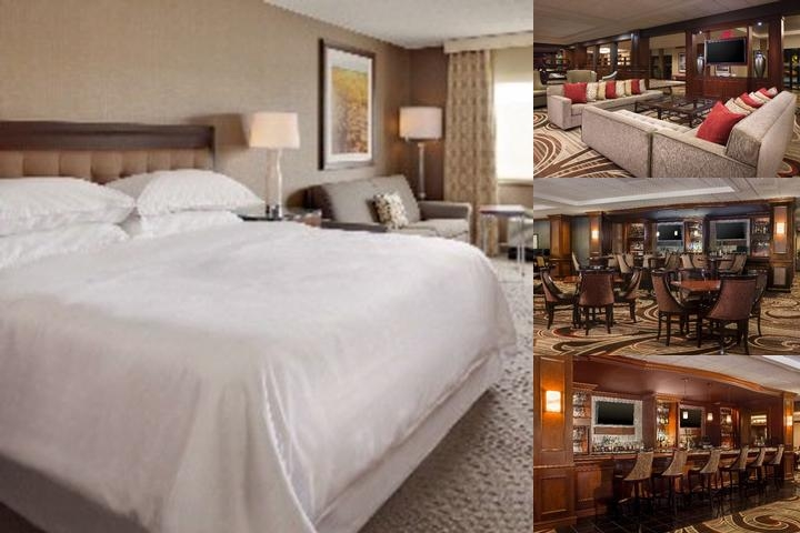 Sheraton Omaha Hotel photo collage