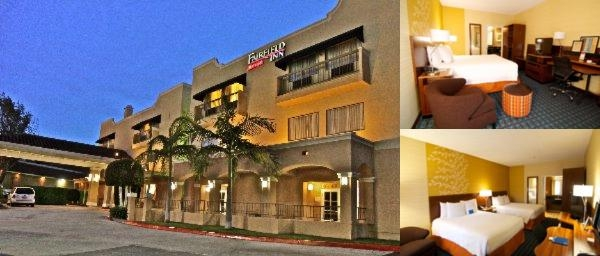 Fairfield Inn Anaheim Hills photo collage