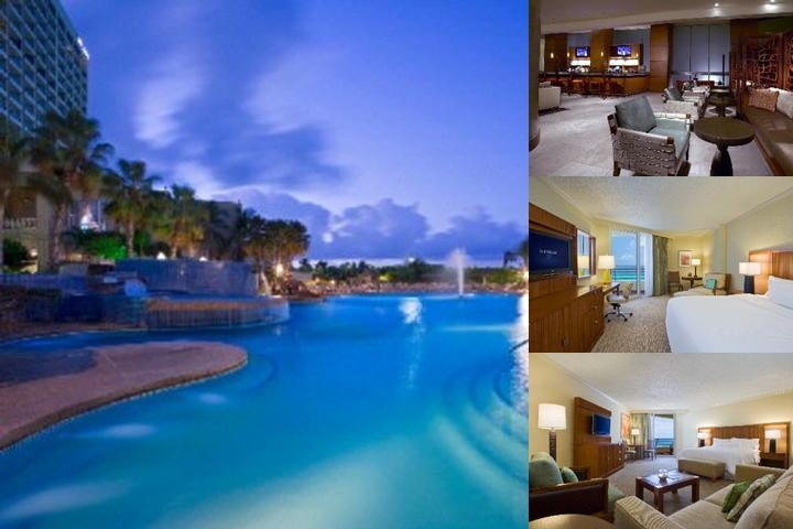 The Westin Resort & Casino Aruba photo collage