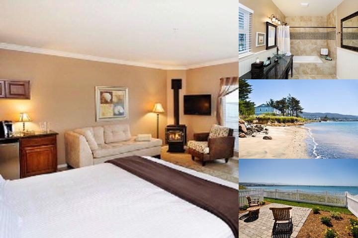 Inn at Mavericks photo collage