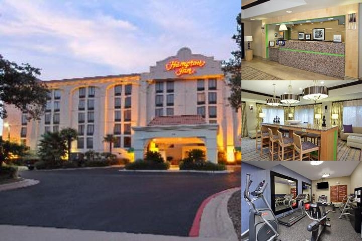 Hampton Inn Austin South photo collage