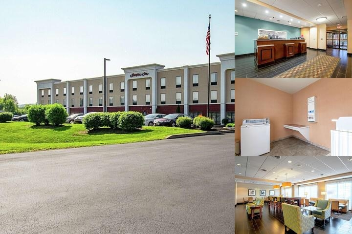 Hampton Inn Pine Grove photo collage