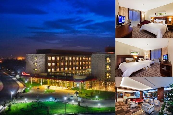 Hilton Garden Inn Konya Turkey photo collage