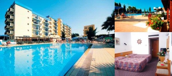 Kapetanios Bay Hotel photo collage