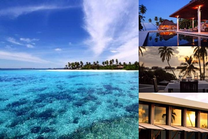 Park Hyatt Maldives Hadahaa photo collage
