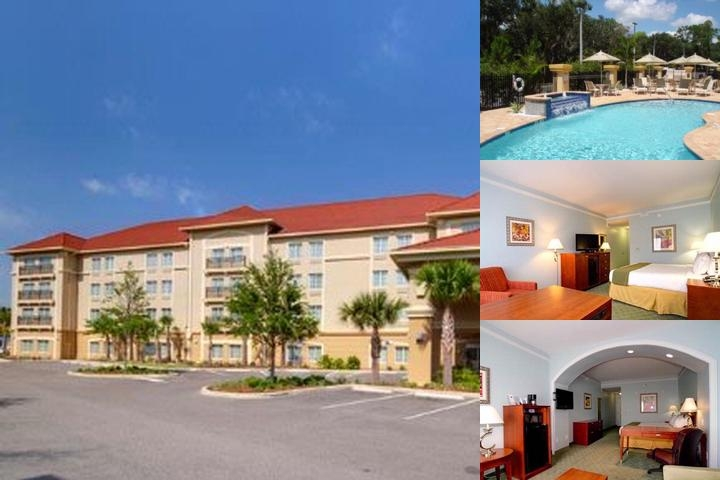 Holiday Inn Express Tampa North photo collage