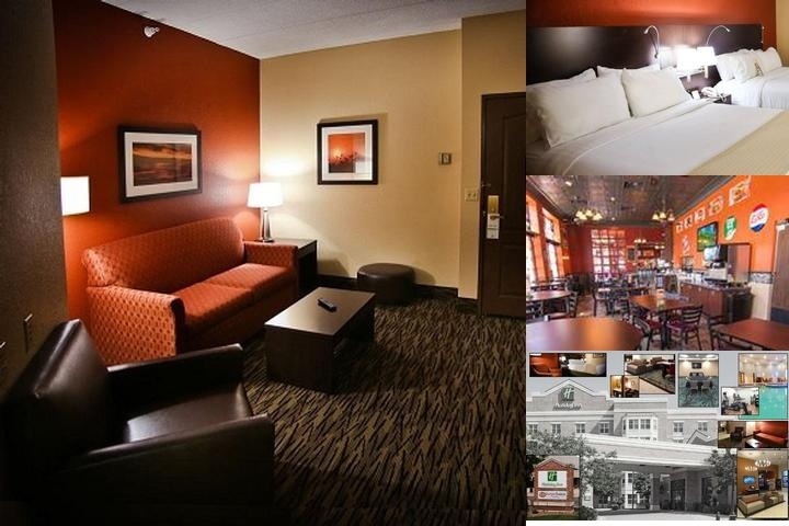 Holiday Inn Hotel & Suites La Crosse photo collage
