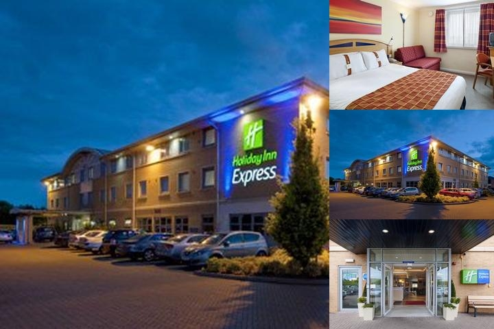 Holiday Inn Express East Midlands Airport photo collage