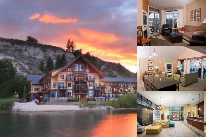 Summerland Waterfront Resort & Spa photo collage