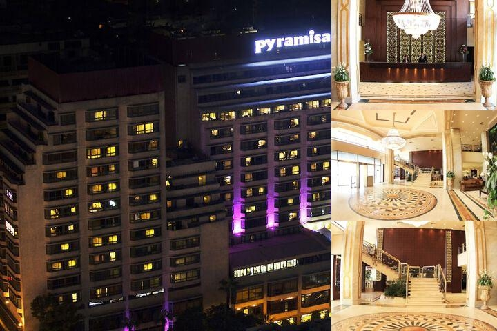 Pyramisa Hotel Suites & Casino Cairo photo collage