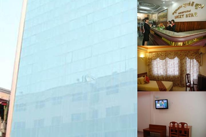 Lucky Star Hotel photo collage