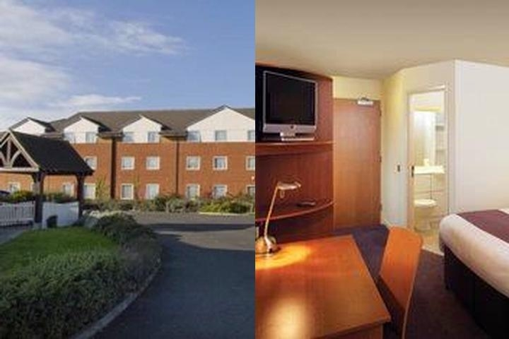 Premier Inn Middlesbrough Central South photo collage