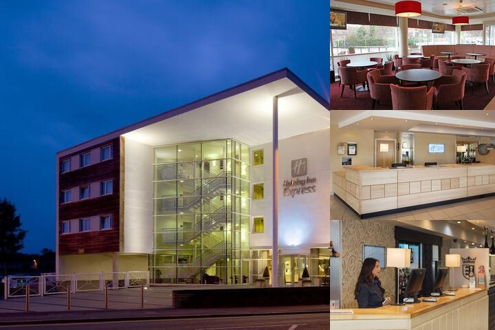 Holiday Inn Express Chester Racecourse photo collage