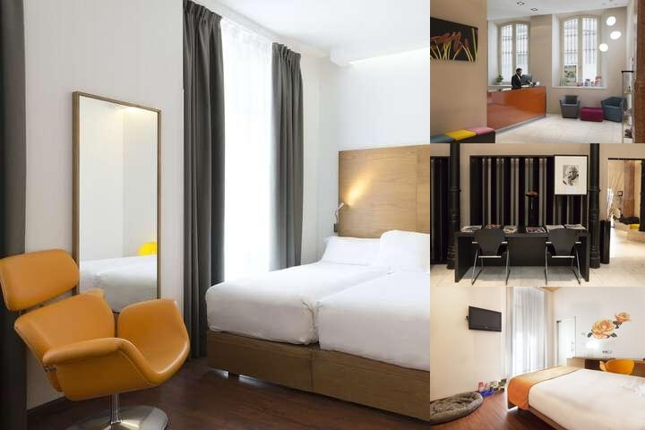 Hotel Petit Palace Plaza Malaga photo collage