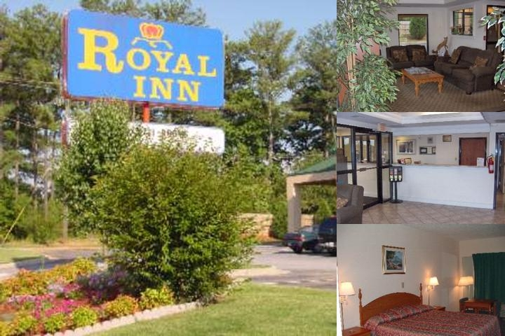 Royal Inn photo collage
