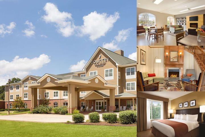 Country Inn & Suites of Pineville Llc photo collage