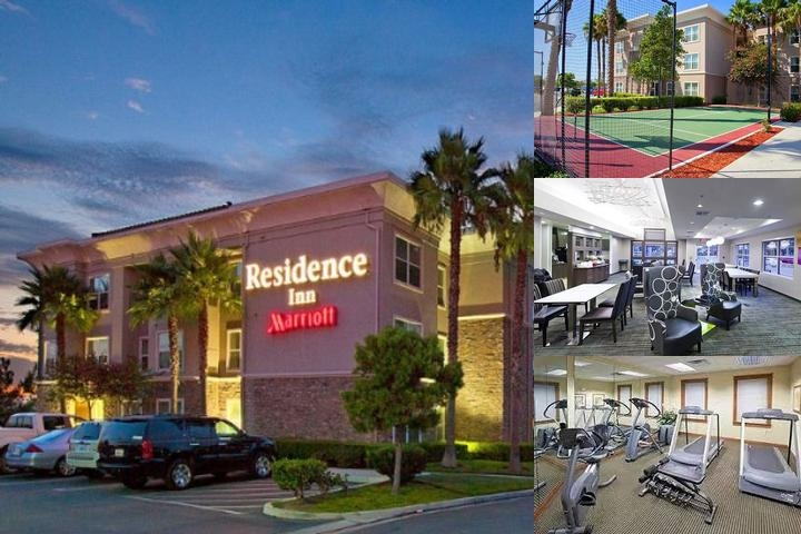 Residence Inn by Marriott Corona / Riverside photo collage