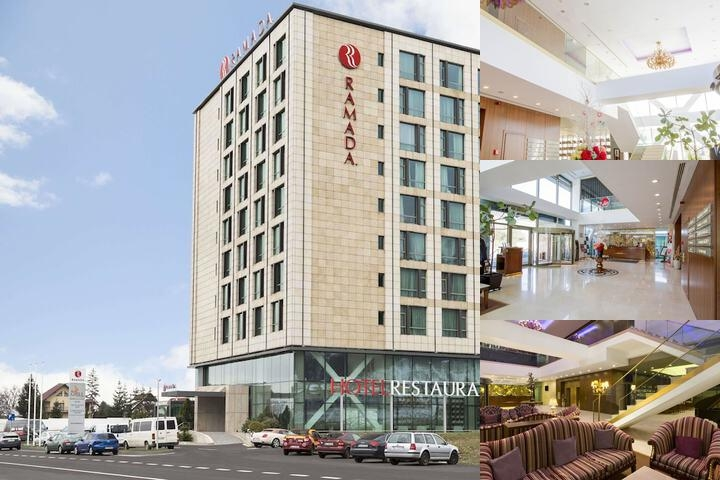 Ramada Brasov photo collage