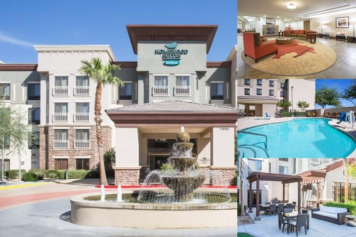 Homewood Suites by Hilton Phoenix Avondale photo collage