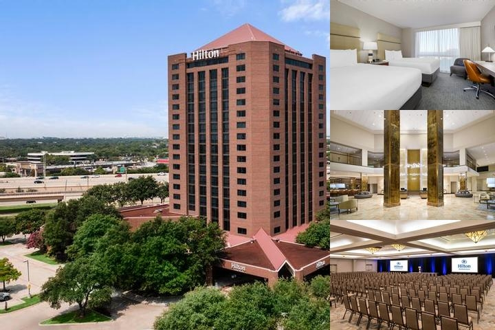 Hyatt Regency North Dallas photo collage