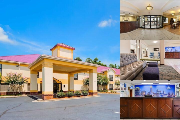 Best Western Hiram Inn & Suites Hotel Entrance