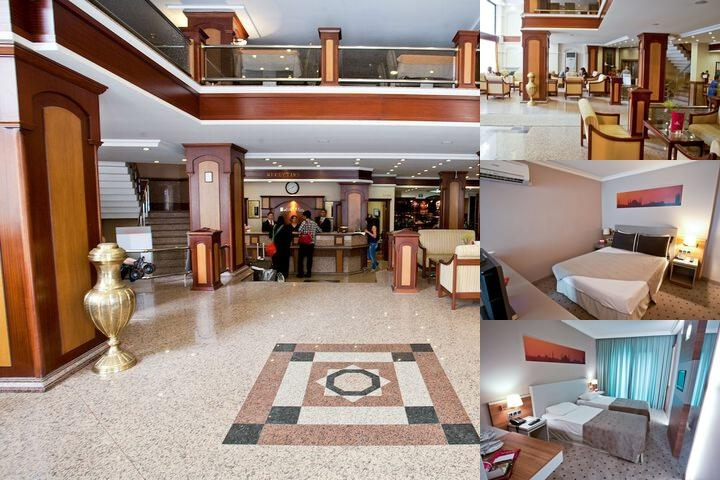 Klas Hotel photo collage