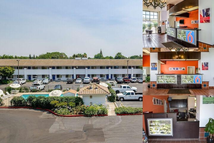 Motel 6 Oakdale photo collage