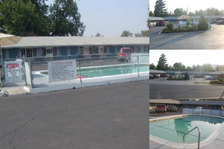 Phoenix Motel photo collage
