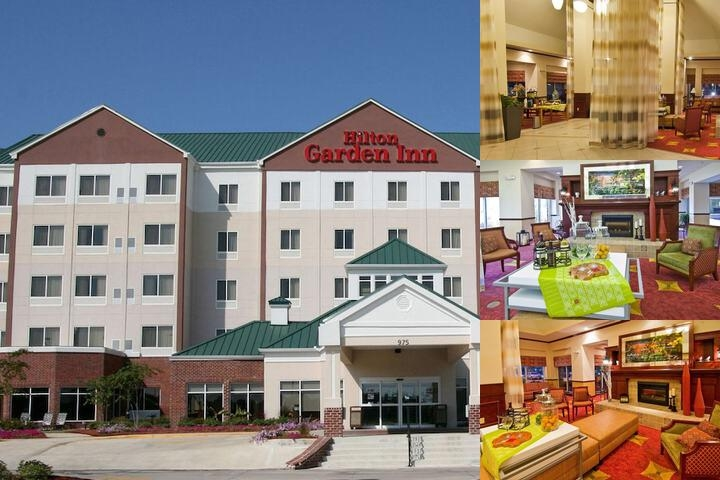 Hilton Garden Inn Starkville photo collage